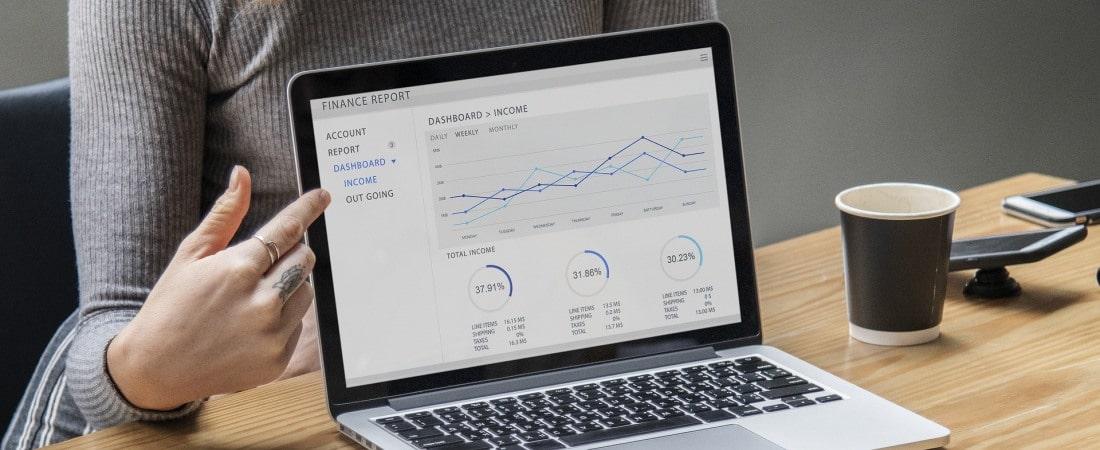 ¿Como mejorarían los agregadores financieros la gestión financiera de los negocios?