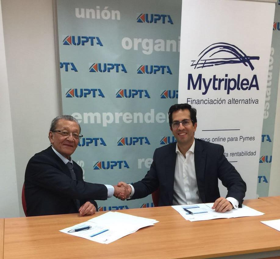 UPTA MytripleA