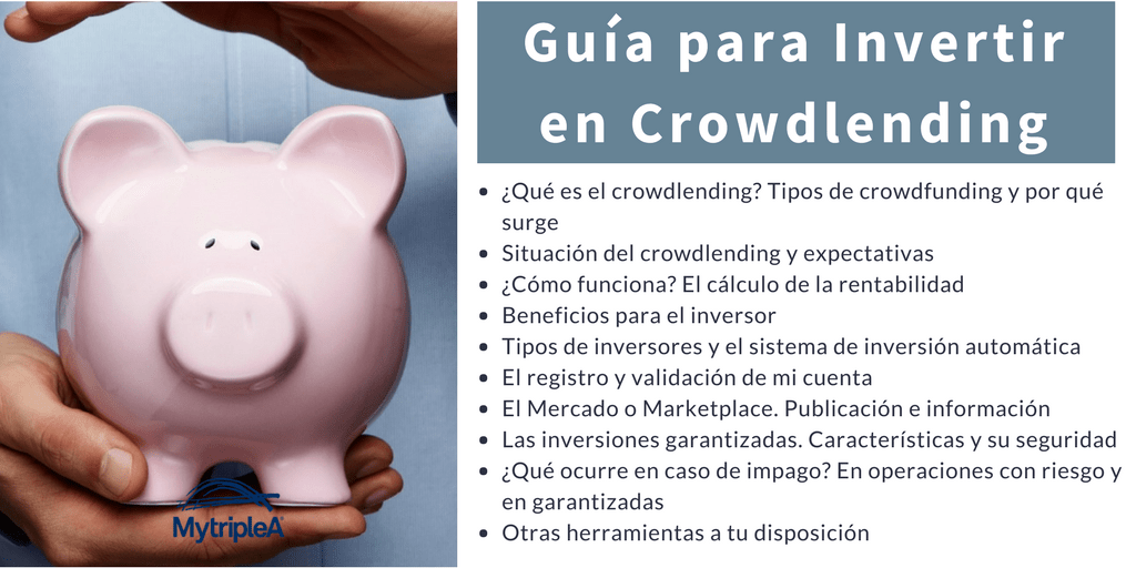 Invertir en crowdlending guía