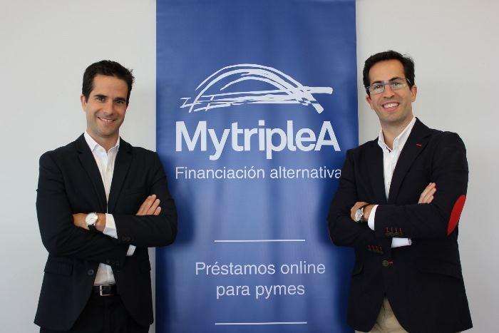 Cofundadores MytripleA