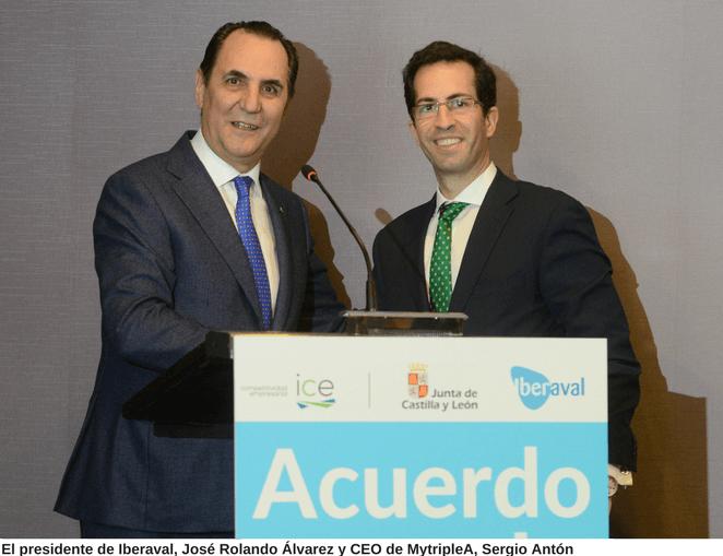 José Rolando y Sergio Antón