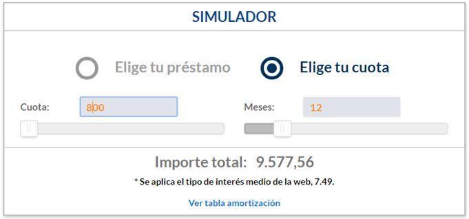 Simulador de inversiones