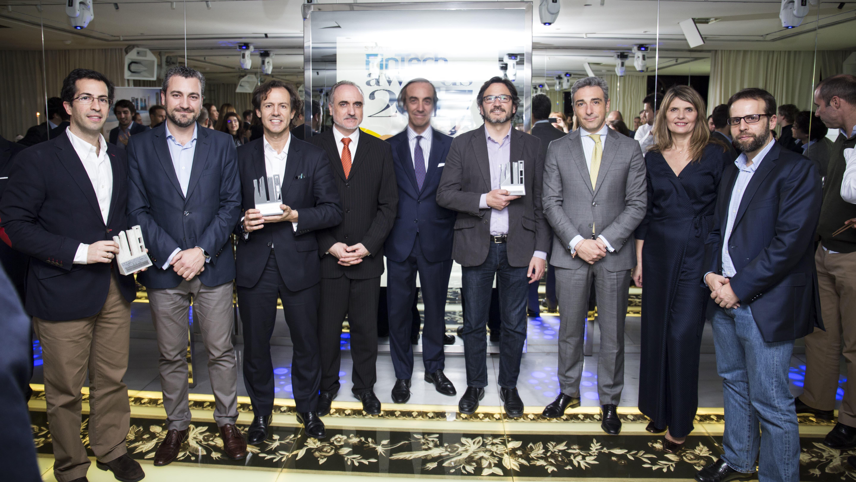 Premiados Spanish Fintech Awards 2017